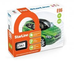 Автосигнализация StarLine E96 BT 2CAN+2LIN ECO (Арт. А0000005137)