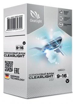 Блок розжига Clearlight thick